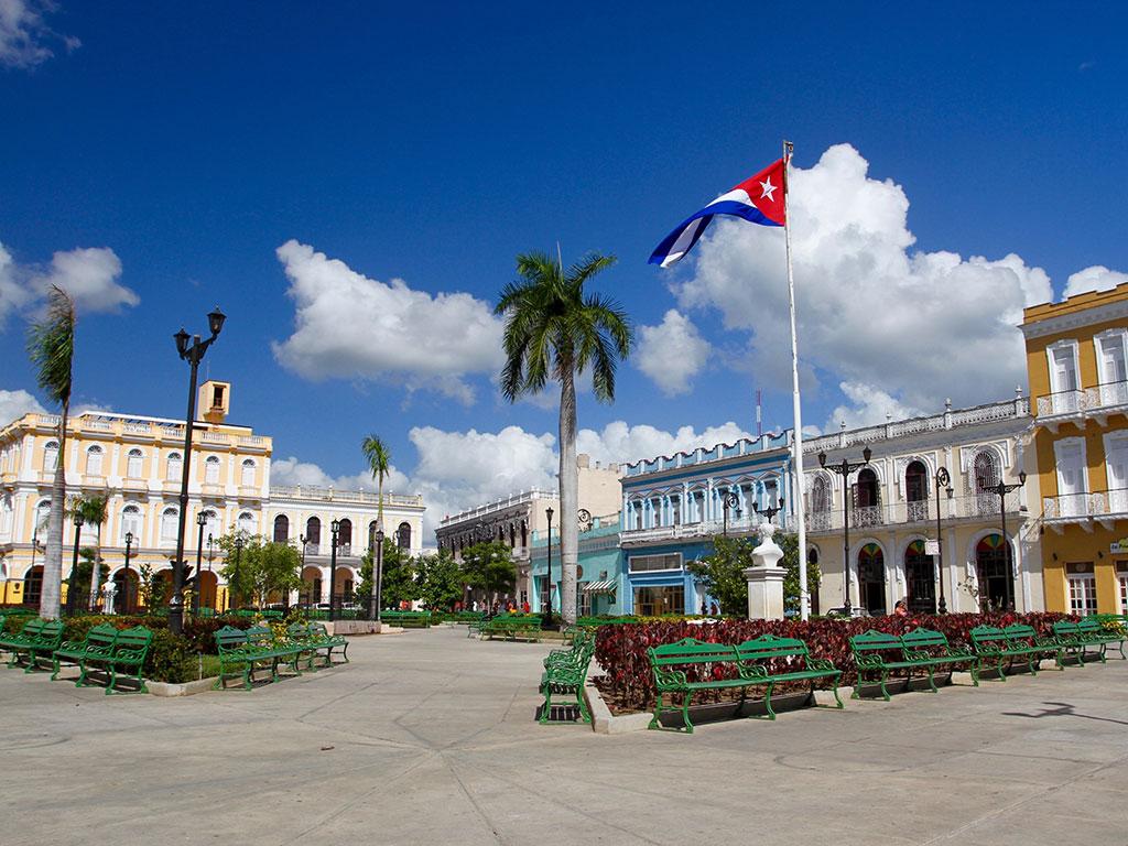 Sancti Spitirus, Cuba
