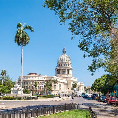 Campidoglio Avana cuba