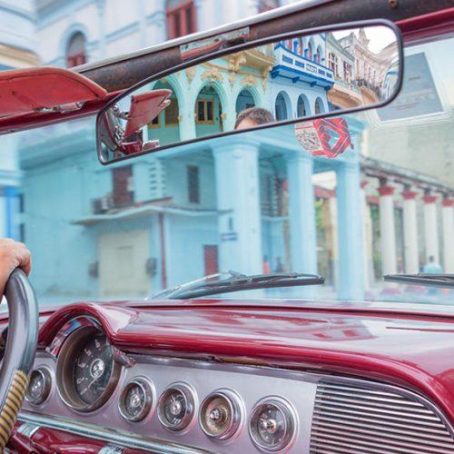Cuba Auto d'epoca