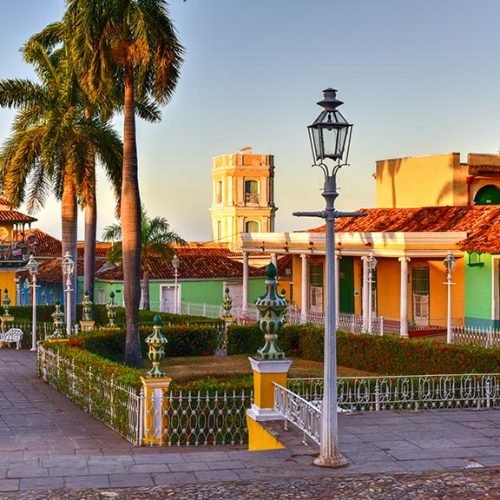 Plaza Mayor Trinidad