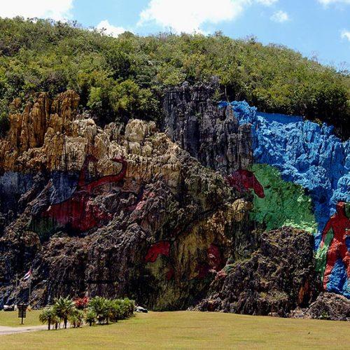 mural art Varadero Cuba