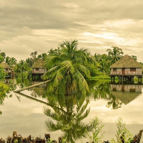 Villaggio Indiano Guamà Cuba