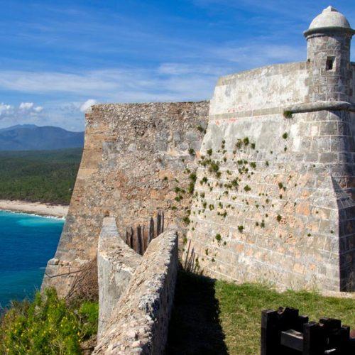 Castello del Morro Santiago de Cuba