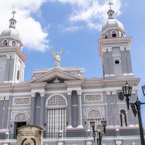 Cattedrale nostra signora della carità Santiago de Cuba