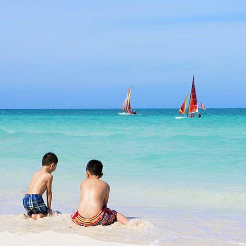 Cayo-Santa-Maria-spiaggia-con-bambini