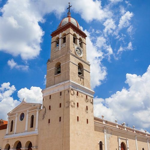 La Cattedrale di Bayamo