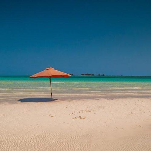Pilar Beach, Cayo Guillermo, Cuba