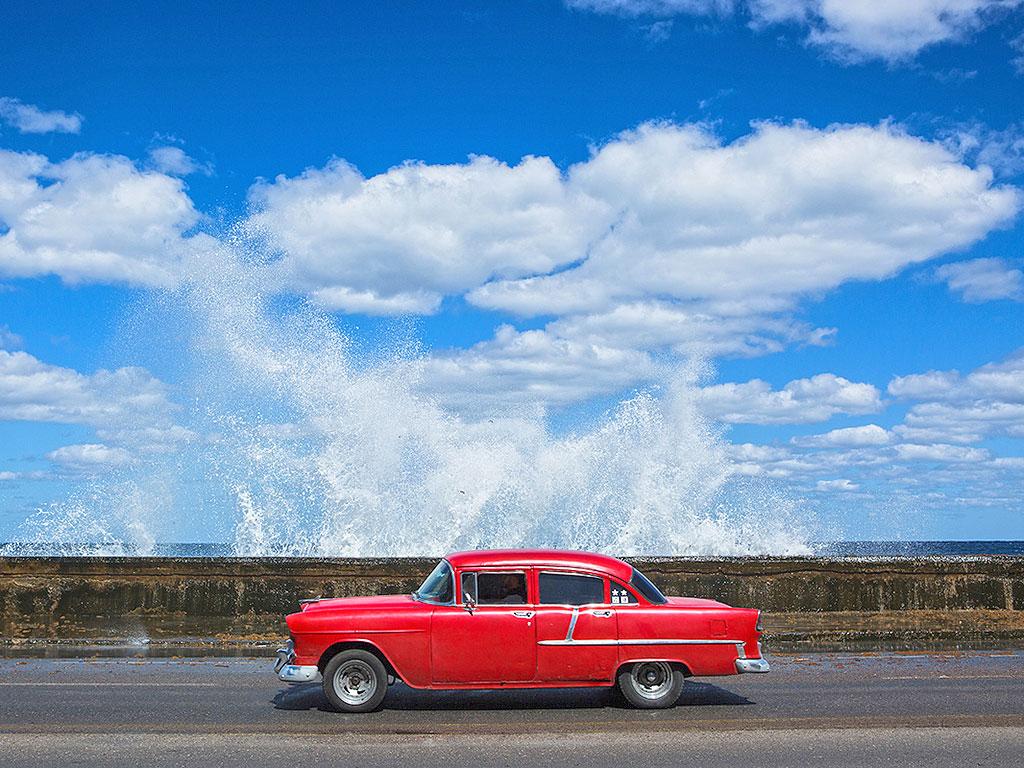 Lungomare dell'Avana, Cuba