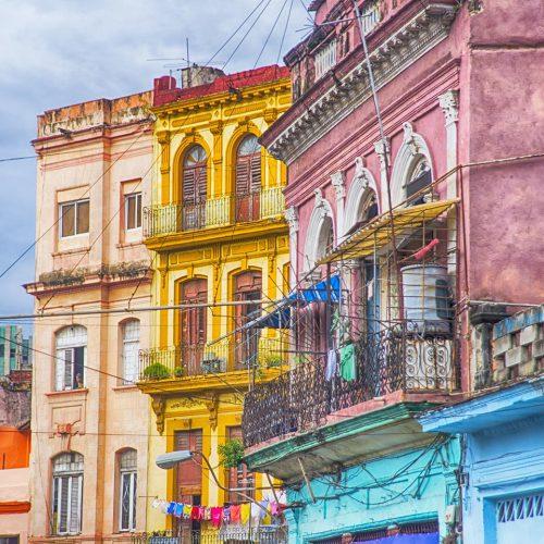 case antiche Havana Cuba
