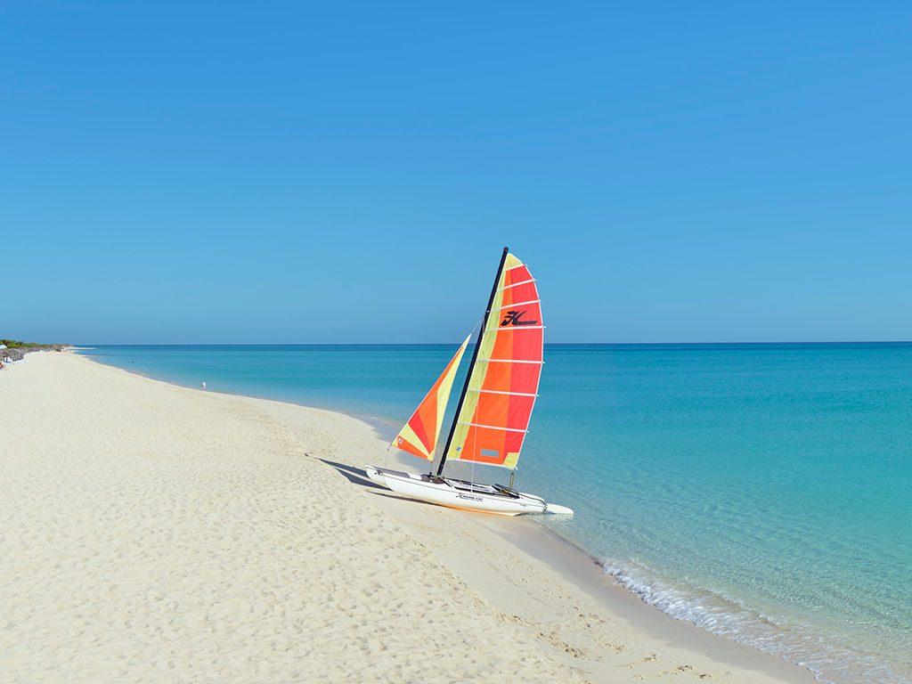 Spiaggia, Cayo Santa Maria Cuba.