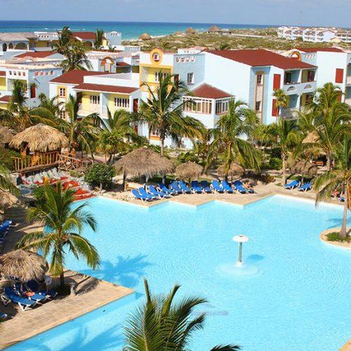 Vista di piscina Cayo Largo Cuba