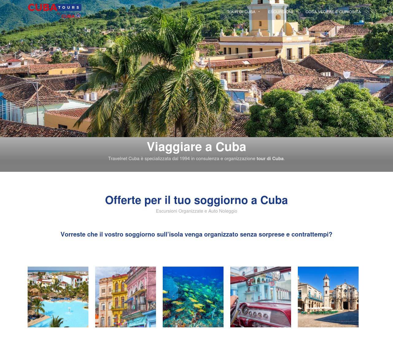Viaggiare a Cuba - Escursioni Organizzate - Travelnet Cuba
