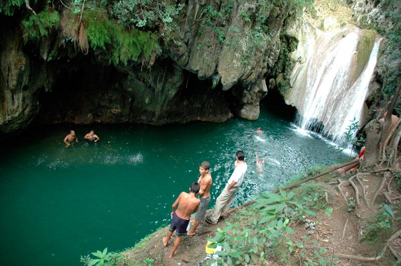 Da non perdere a Cuba: tour da Trinidad al parco Guanayara.