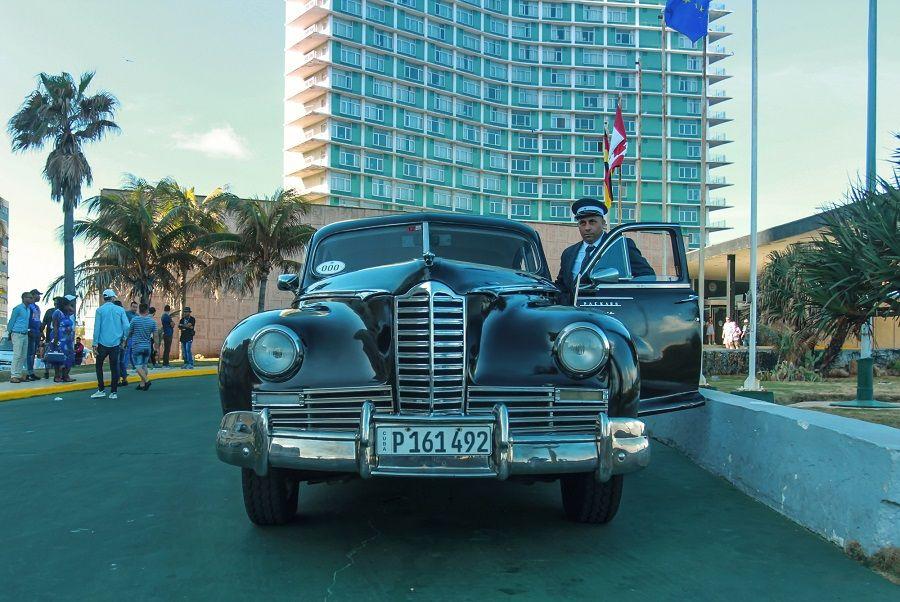 Cuba: le meravigliose auto degli anni '50